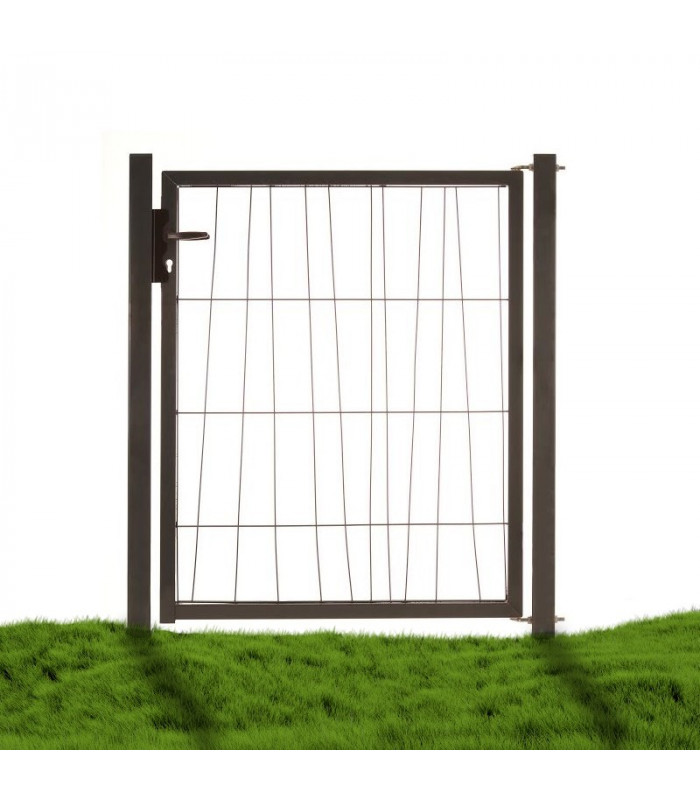 Portillon domino cloture discount for Portillon de jardin largeur 1m20