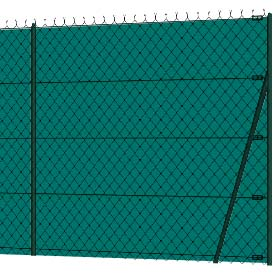 configurer cloture souple
